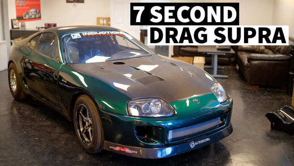 A 7 Second Supra Named