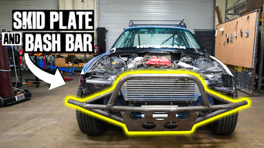 Safari Rally Spec Protection For Our E36 Safari Build / PART 4 of 10 #road2sickcar