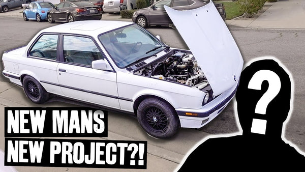 New E30 Project: Swapping in the M3 Motor from Knuckle Busters 1!