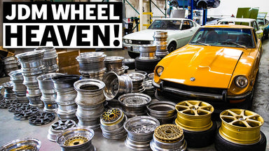 JDM Wheel Dream Factory: Love20bee Makes Magic Happen