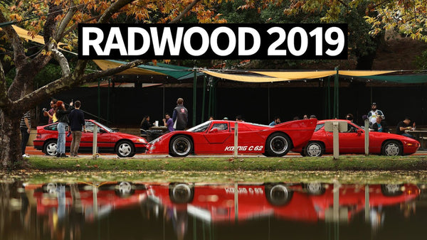 80s/90s Cars ONLY: Radwood is Period Correct Car Heaven!