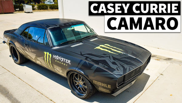 Casey Currie's Personal 650hp '67 Chevy Camaro Party Car