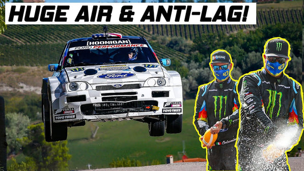 Ken Block: The World's Wildest Rally - Rally Legends