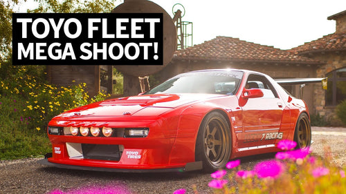 Wild West Photo Session With Toyo Tires: RX-7, Porsche, Baja Truck, and Much More