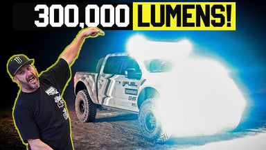 Ken Block: How Much Light is TOO MUCH light?