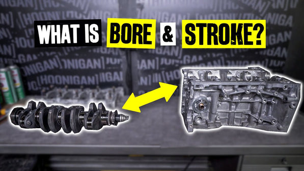 Engine Bore and Stroke Explained | K24 RBB