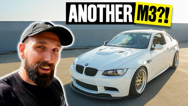 Vin's NEW BMW M3 Project… Now With More V8!