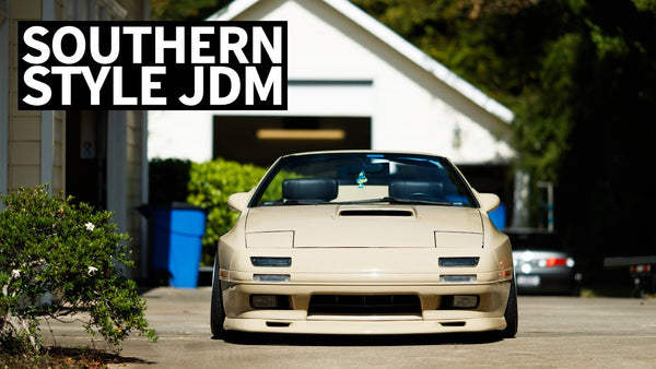 Most Stylish Car Collection in Atlanta: FC RX7 Vert, S13, Land Cruiser, and Much More