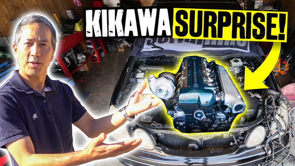 Hert's GS300 Finally Gets its 2JZ Installed, PLUS a Surprise Kikawa Visit at Home!
