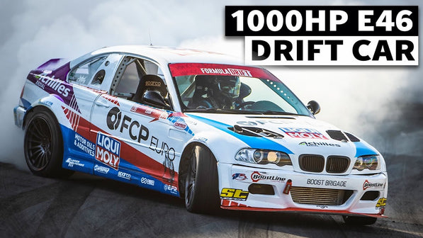 Mom's BMW Turned Into Mike Essa's 1,015hp Comp Car. No LS Swap Necessary!