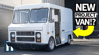 We're V8 Swapping a VAN: Meet the New Merch Hauler Project!