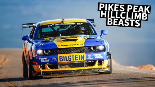 The Hardest Race to Shoot Ever?? Pikes Peak International Hillclimb