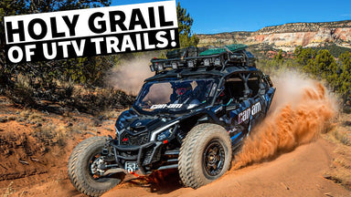 Is This The Best Trail Ever Built? Ken Block's Guide to Awesome Can-Am Riding Spots: Kanab, UT