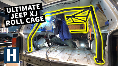 Build & Battle: Ford Explorer and Jeep XJ Get Caged
