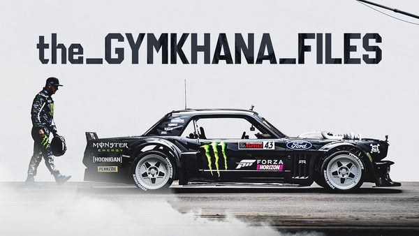 The Gymkhana Files - Official Teaser Trailer