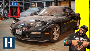 Hert's FD RX-7 Update: Street Porting + Rotor assembly by the Vargas Brothers!