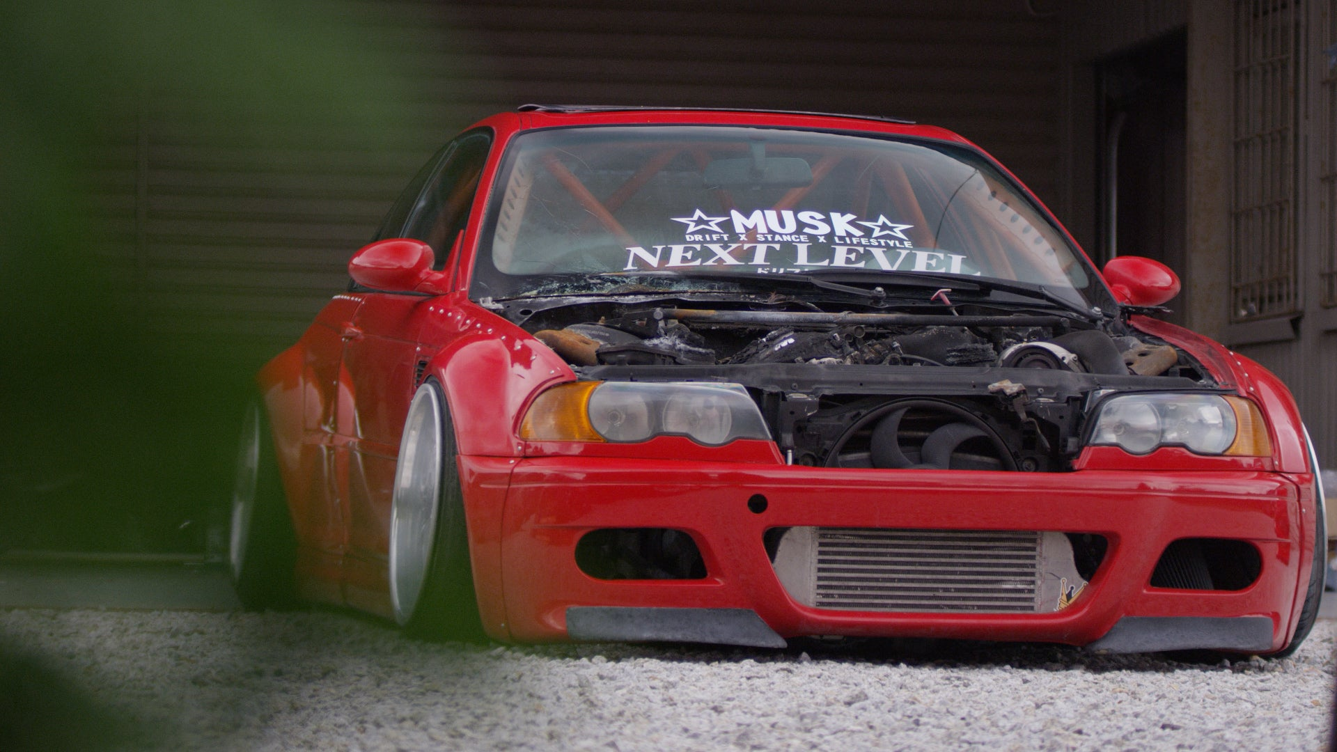 Poland S Hottest Drift Car Compound Hert Visits The Style