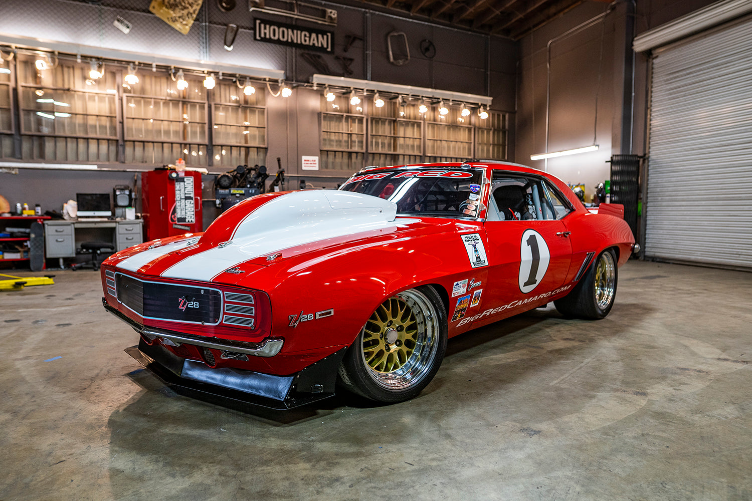 Pro Touring Camaro >> 2000hp 251mph Big Red 1969 Camaro The Greatest Pro Touring Car Ever Built