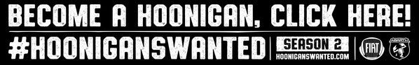 Hoonigan's Wanted