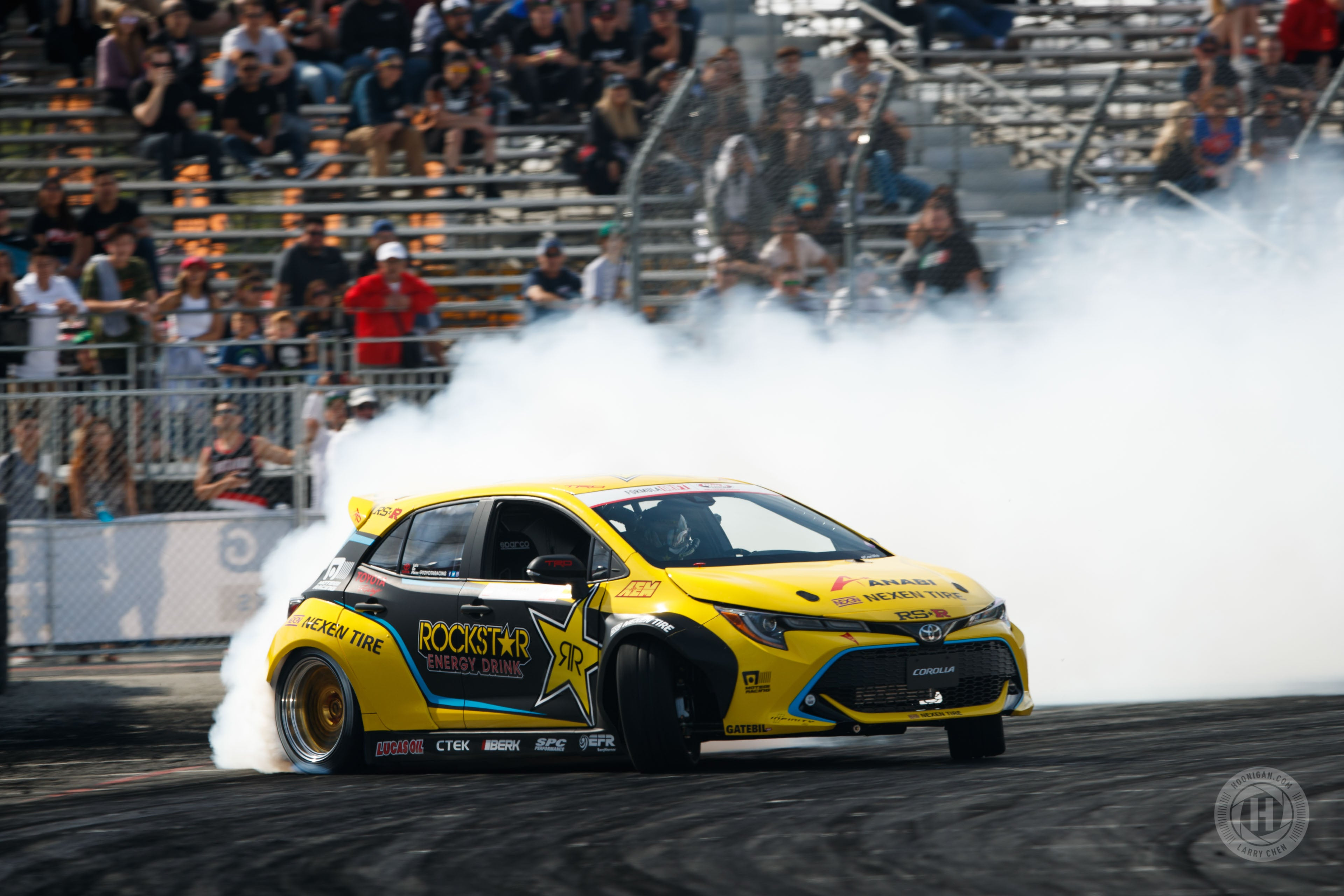 However Stephan Papadakis And Toyota Decided It Was Time For The New Corolla To Come Back To Drifting
