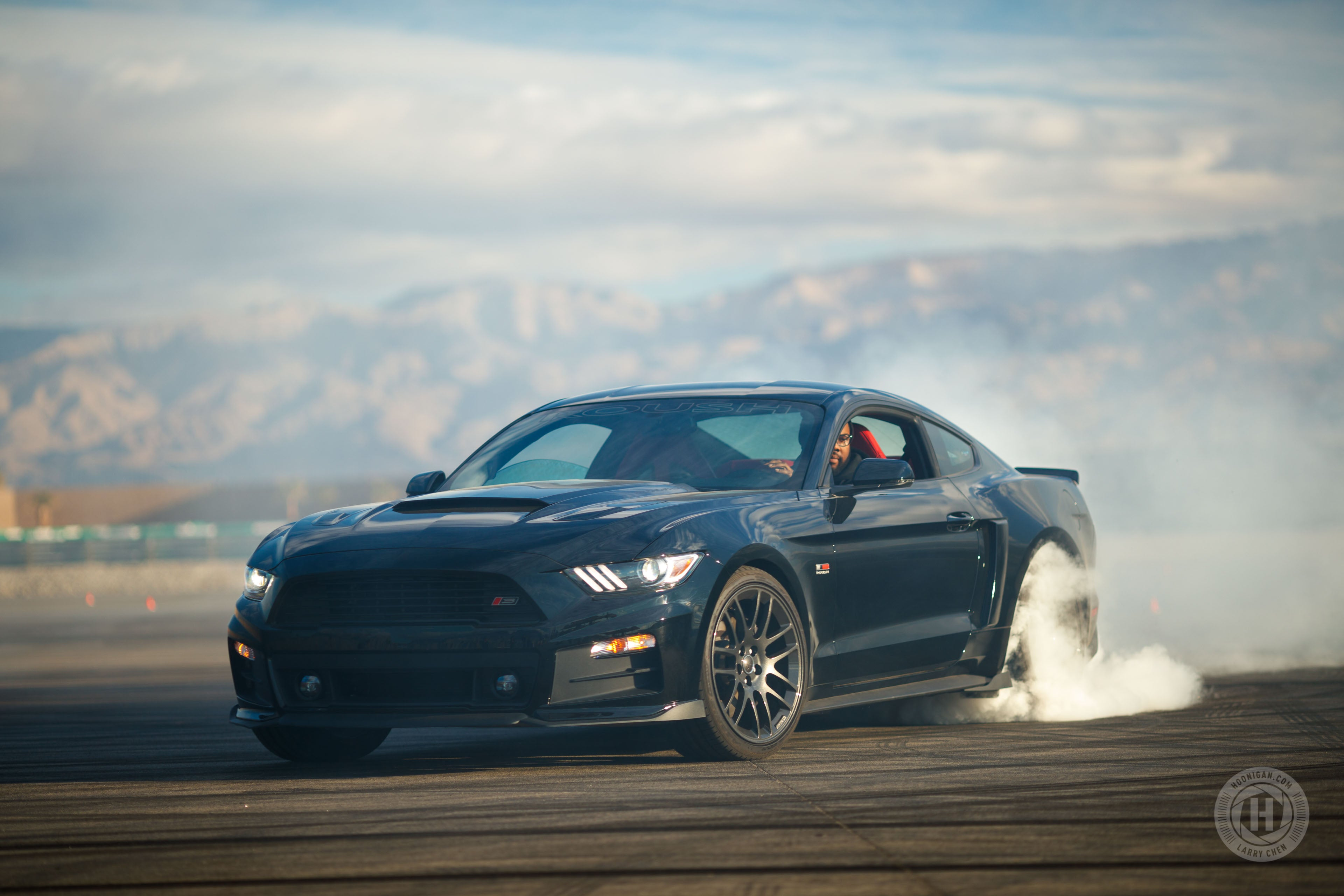 Shooting Lessons at the Thermal Club - Hoonigan