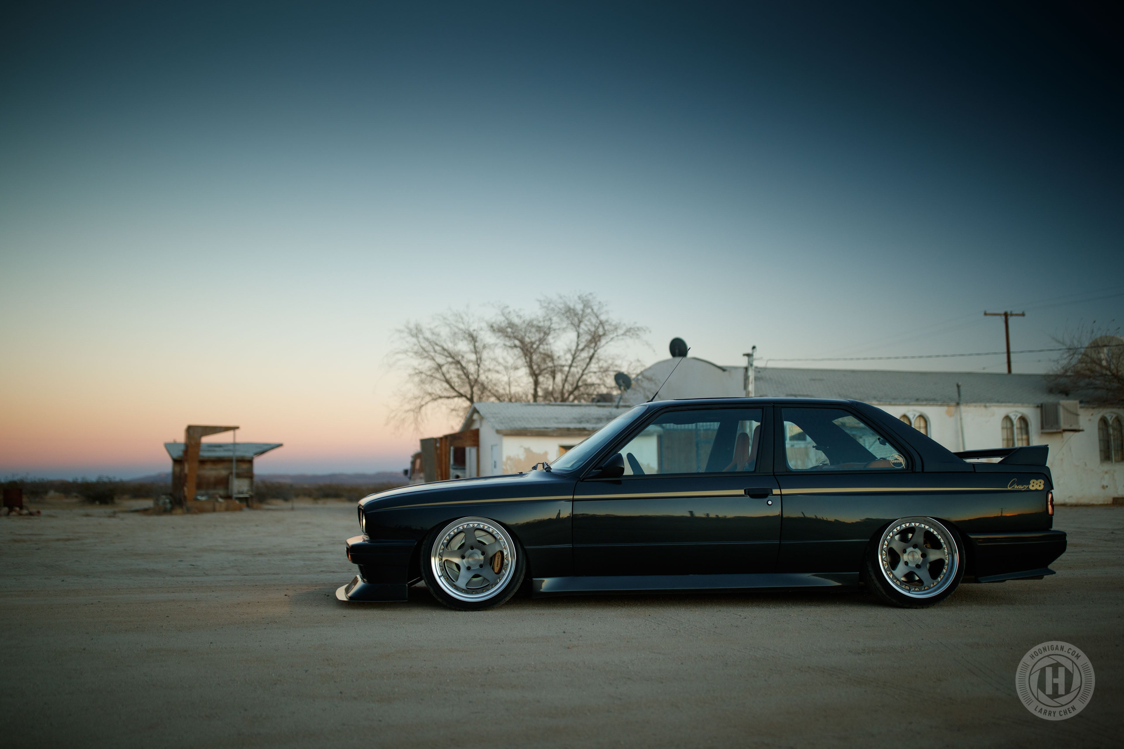 Crazy 88 An E30 M3 That S Not Afraid To Have Fun Hoonigan