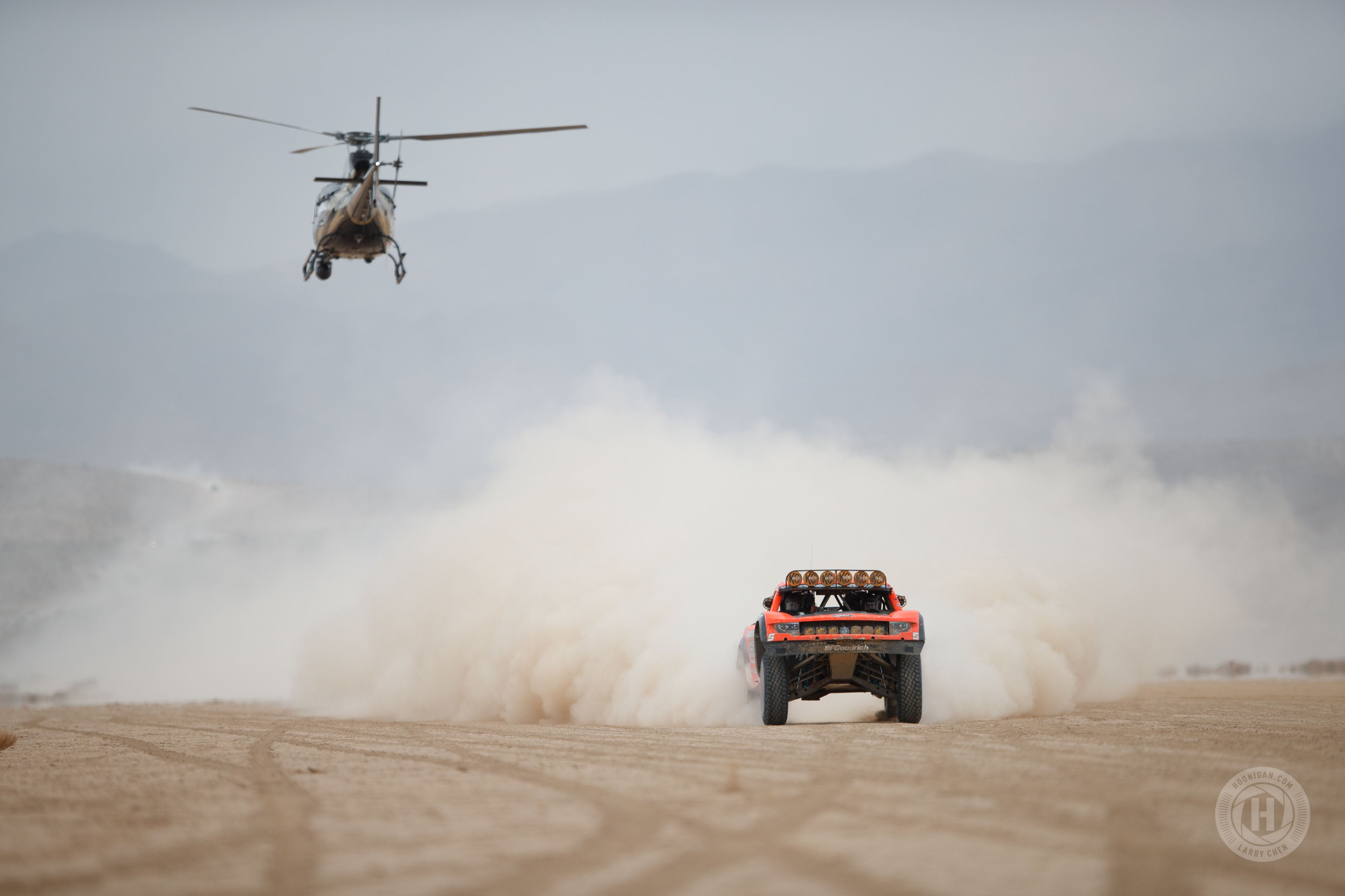 Mint Condition: The 50th Anniversary Mint 400 - Hoonigan