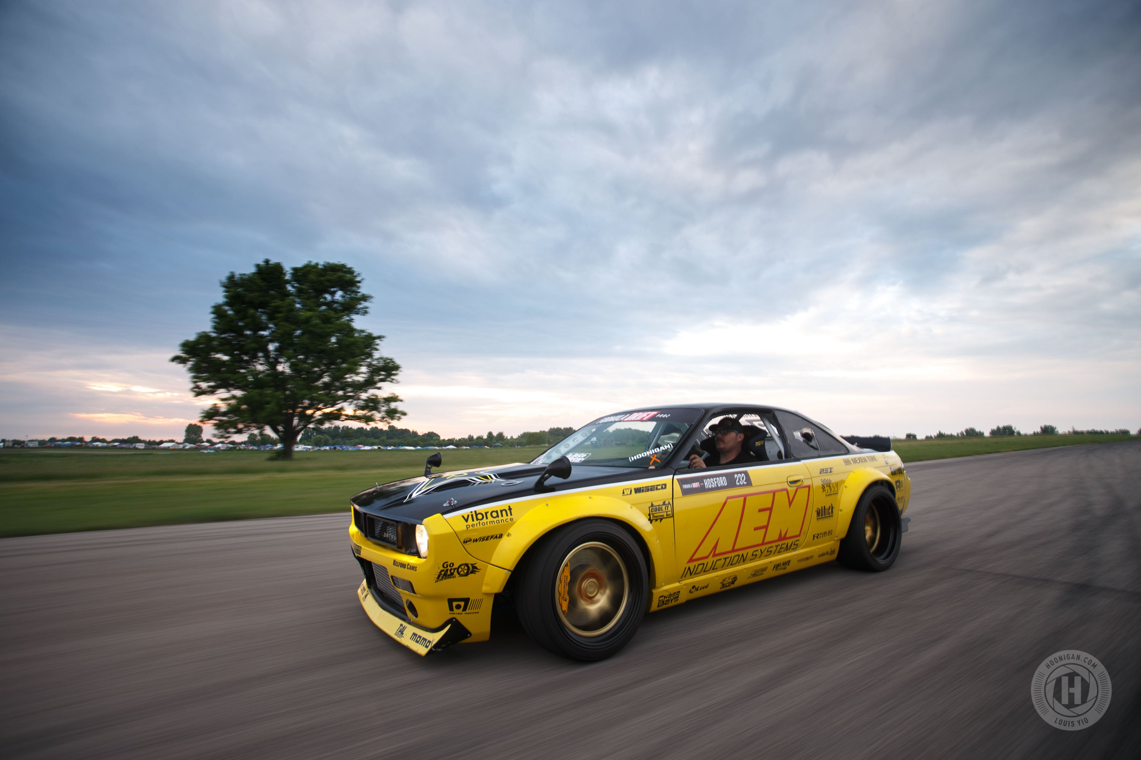 Never Say Die Corey Hosford S 2jz Powered S14 Nissan 240sx Hoonigan