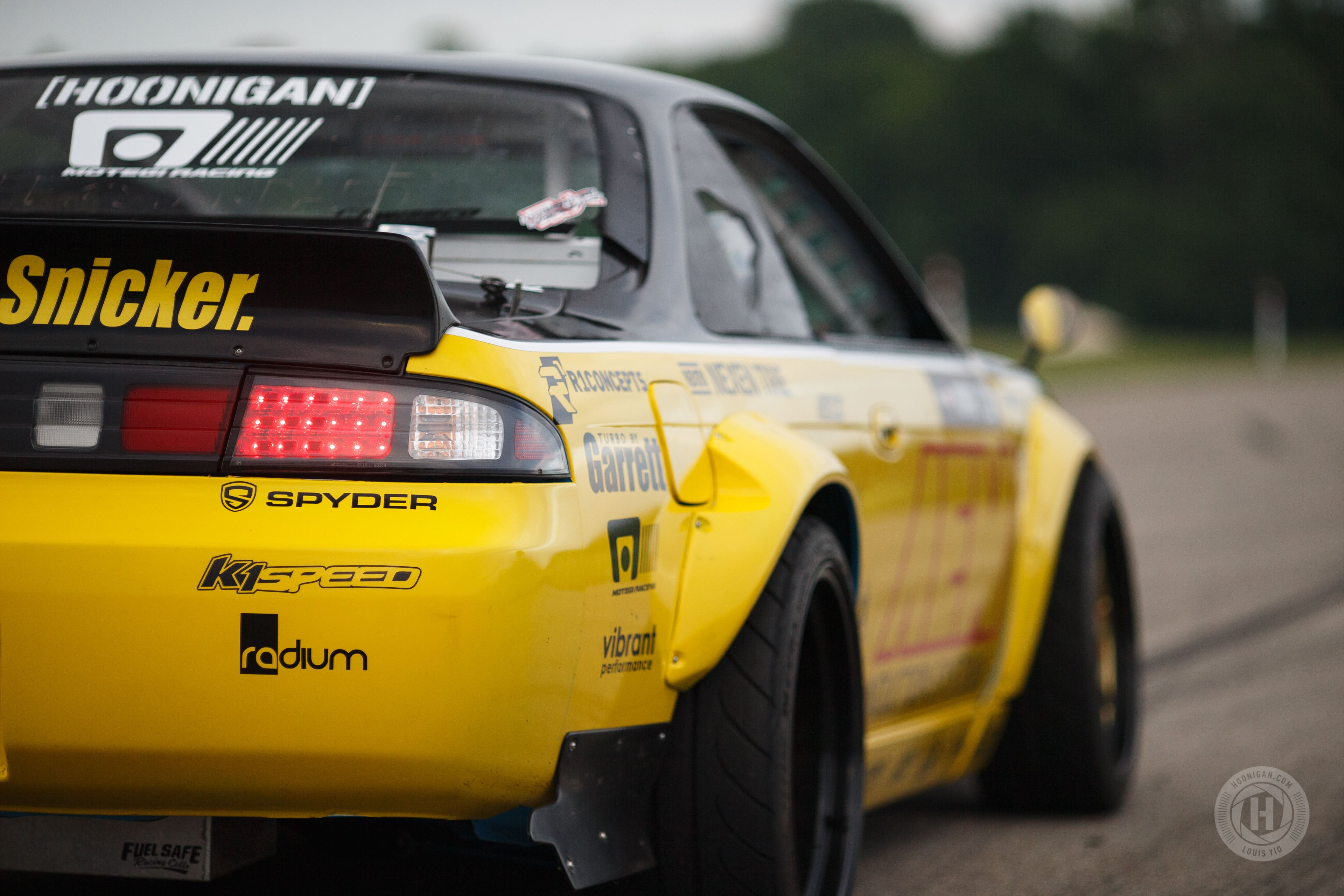 Never Say Die – Corey Hosford's 2JZ-Powered S14 Nissan 240SX