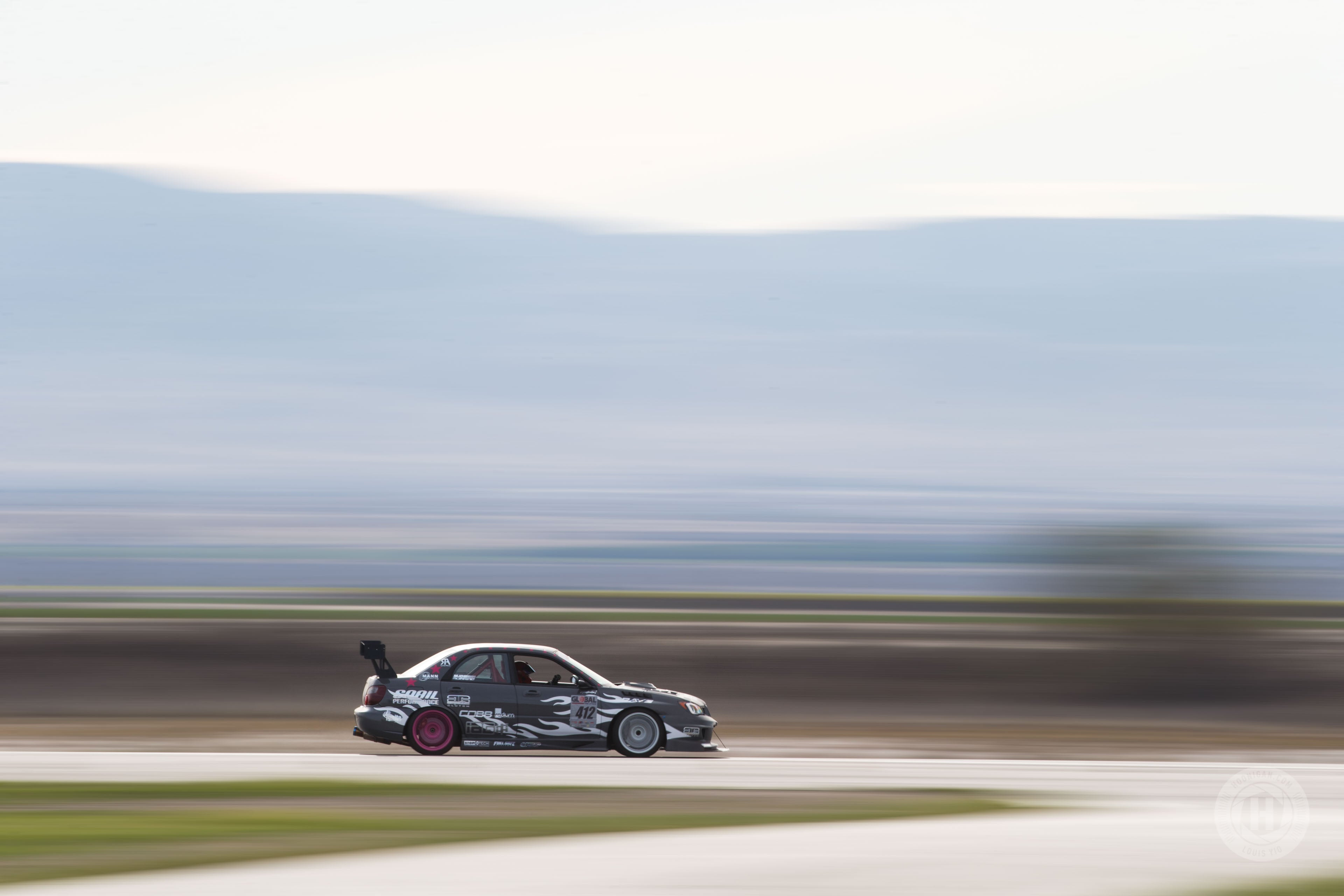Grip Brigade Strikes at the Global Time Attack in