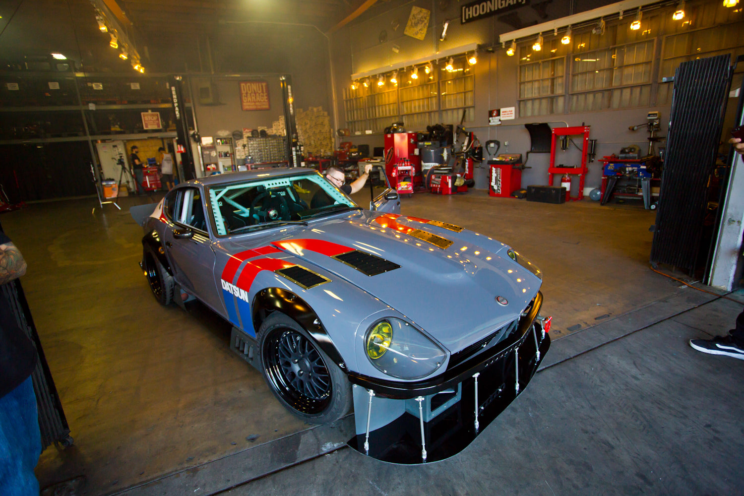 Build A Ford >> Frankenstein V8 240z Build: 5 year Track/Street Project is ...