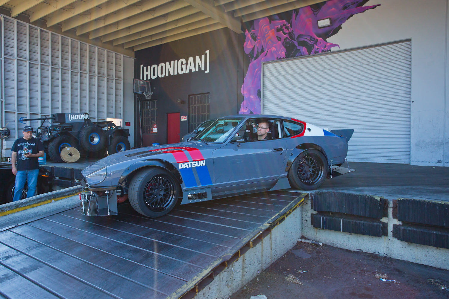 Frankenstein V8 240z Build: 5 year Track/Street Project is Almost