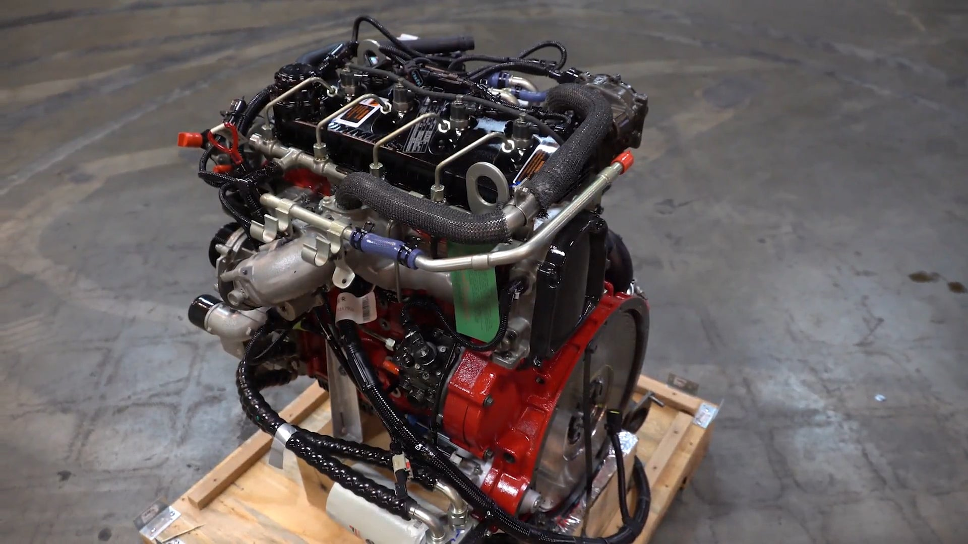 Cummins R2 8 Turbo Diesel Soon to Power Scotto's Land Rover