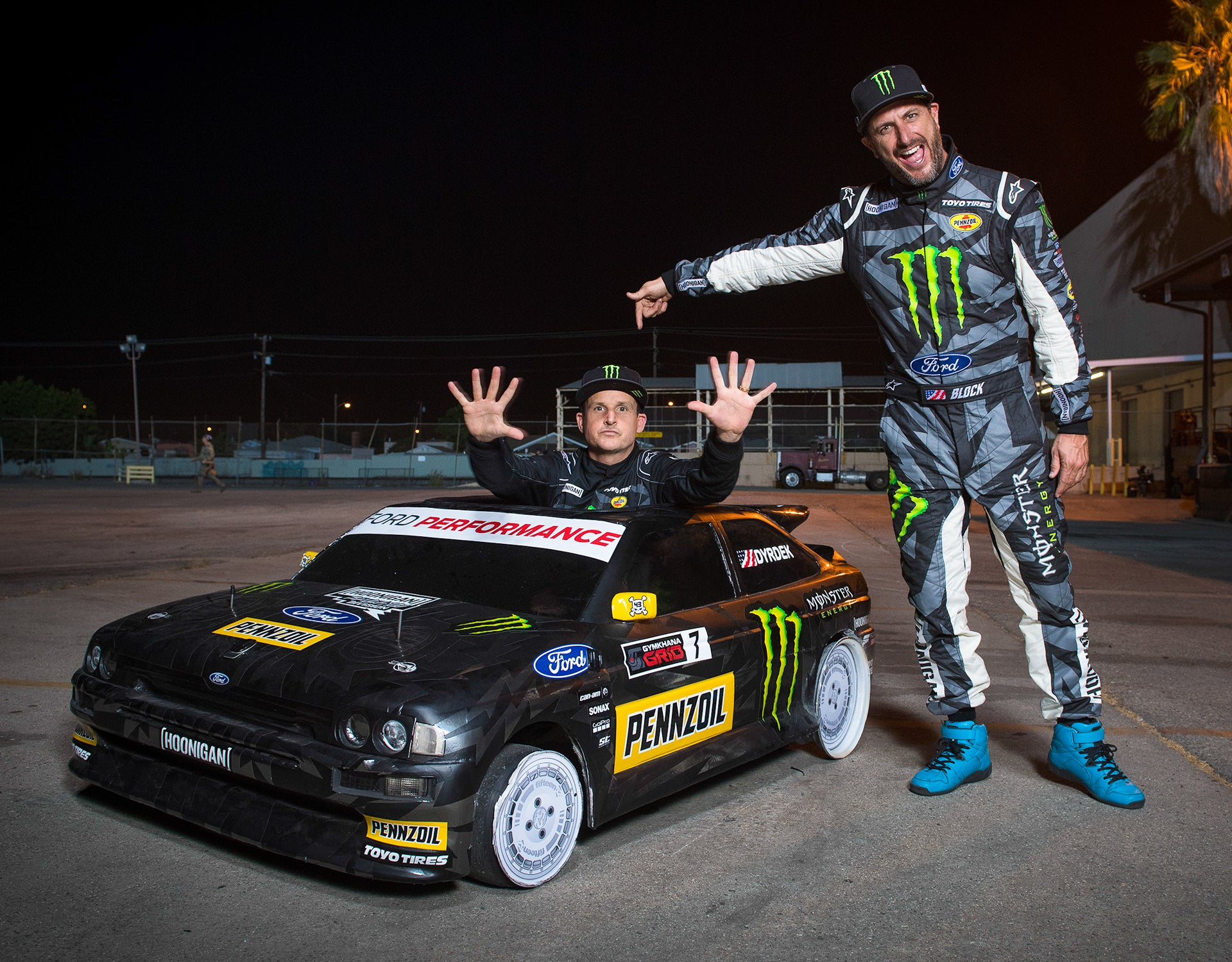 Hoonigan Gymkhana 10 Ford Focus Rs Rx Ford Focus Review