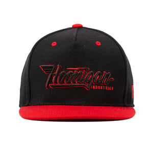FACTORY TEAM snapback hat