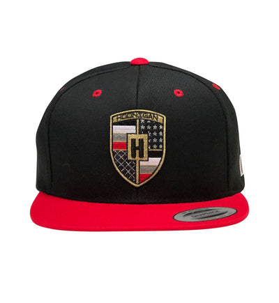 KNIGHTS OF NOISE snapback hat