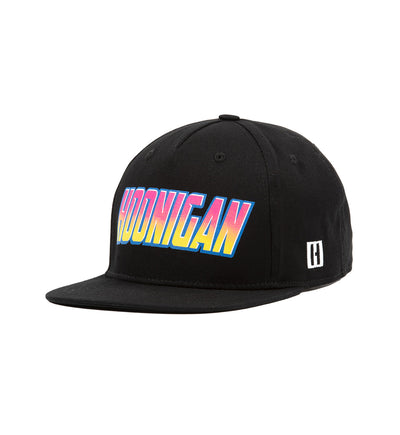 SUPER CHARGED snapback hat