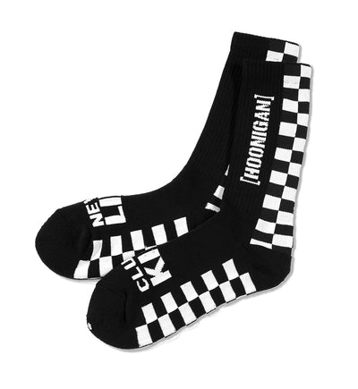 FINISHLINE II crew socks