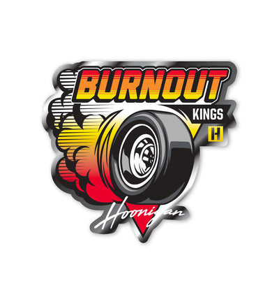 Burnout Kings II Sticker