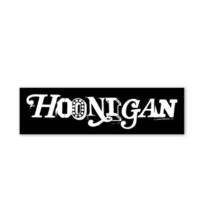Hoonigan Cut & Paste Sticker