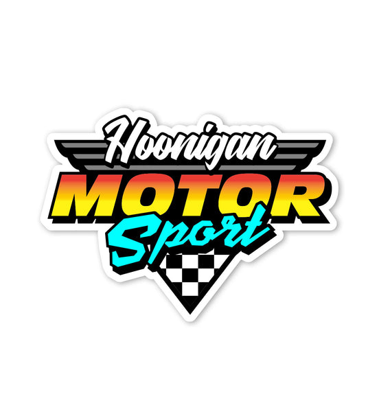 HNGN Motorsport sticker