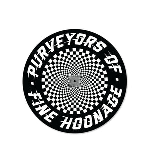 PURVEYORS sticker