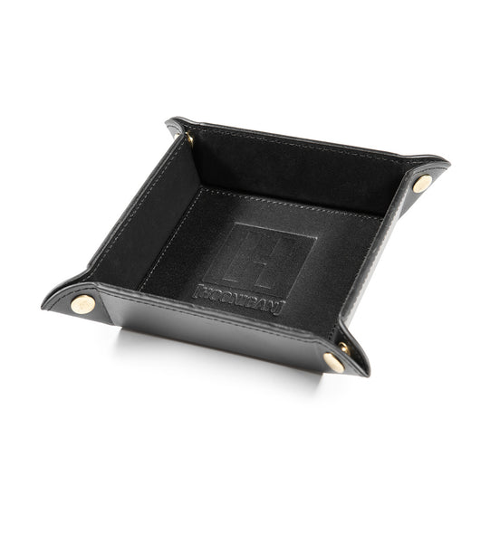 HOONIGAN leather valet tray