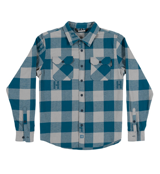 H ICON woven flannel ls