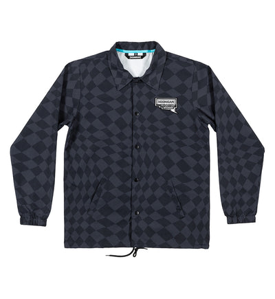 HRD20 CHECKERS Coaches Jacket