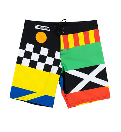 FLAGS boardshort
