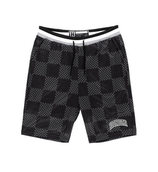 CHECKERS mesh shorts
