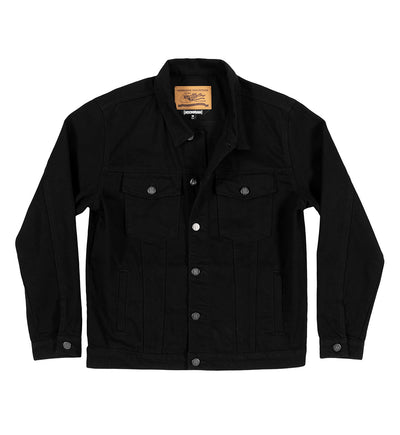 HNGN TRUCKER denim jacket
