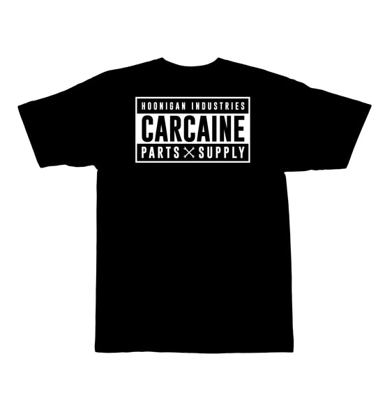 CARCAINE PARTS SUPPLY ss tee