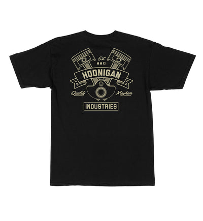 CRANKED ss tee